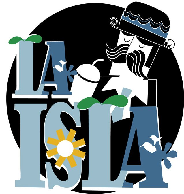 la isla logo11