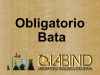 obligatorio-bata